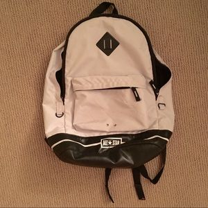 Converse All Star Grey Backpack